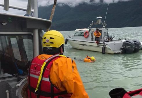 Nuxalk Safety Drill